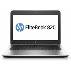 """HP Elitebook 820 G4  Intel Core i5 7200U  8 GB   128 GB SSD   Windows 10   12,5"""" 1920 x 1080"""