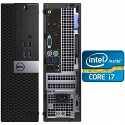 Dell Optiplex 7040 SFF | Intel Core i7 6e gen. QuadCore| 16 GB DDR3 | 256 GB SSD | Windows 10