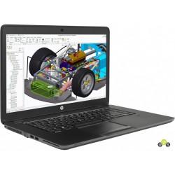 HP ZBook 15u G2 Core i7 5e Gen| 16 GB | 256 GB SSD |AMD Radeon R7 2 GB| Windows 10 | 1920 x 1080