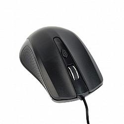 Optische muis USB zwart