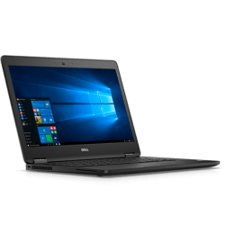 Dell Latitude E7470| Intel Core i5 6e Gen. | 8 GB | 256 GB SSD | 1366 x 768 | Windows 10