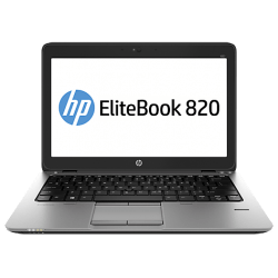 HP Elitebook 820 G1 | Intel Core i5 4e Gen. | 8 GB | 128/256 GB SSD | Windows 10 | 1366 x 768 (HD)
