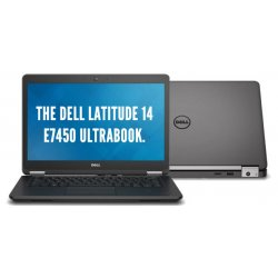 Dell Latitude E7450 | Intel Core i5 5e Gen. | 8 GB DDR3 | 256 GB SSD | Windows 10 | 1600 x 900 | NVIDIA GeForce 840M