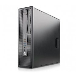 HP Elite 800 G1 SFF | Intel Core i5 4e Gen. | 4 GB DDR3 | 512 GB SSD | Windows 10